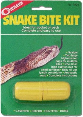 Always be protected from snakes in the outdoors. Great for taking on short hikes, camping, or anytime you are in the wilderness.