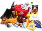 Road Warrior - see all our Auto Emergency Survival Kits!