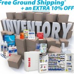 10 Percent OFF and FREE Shipping Pre Inventory Count Blowout