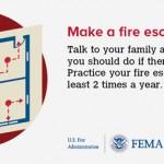 Make a Fire Escape Plan