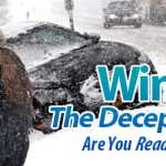 Winter - the deceptive killer