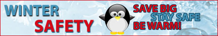 Prep with the Penguins and be Winter Ready!
