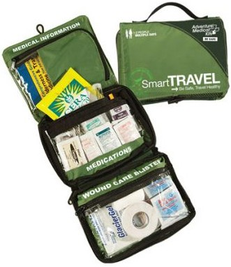 Travel First Aid Kits - For adventure into the jungle or across town: Be ready with your traveling first aid pack!