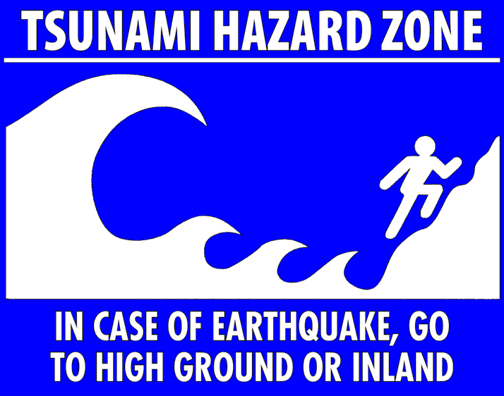 Tsunami-Zone