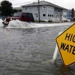 Hurricanes mean Flooding