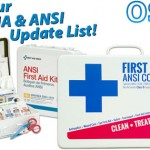Workplace First Aid Kit Regulations require updated content by Friday...
