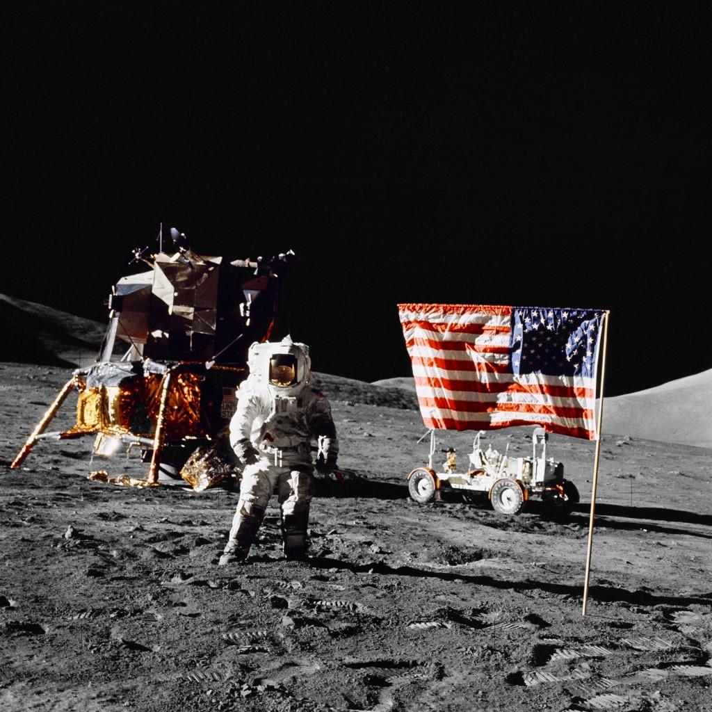 Moon-landiing