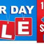 Labor Day Sale Event on now!