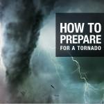 Four Steps to Tornado Preparedness