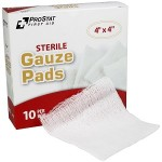 About Medical and First Aid Gauze...