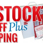 65% OFF First Aid Cabinet Sale!