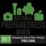 National Preparedness Month Week 4