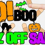 Boo! Boo 15% OFF Bandages and More SALE!