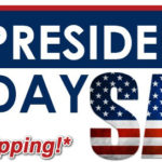 10% OFF Presidents Day Sale