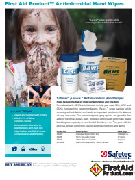 First-Aid-Product com: cross-contamination / First-Aid