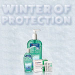Winter is near! Stay Protected with Safetec's Hand Sanitizer!