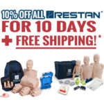 10% OFF Prestan + FREE SHIPPING* For 10 Days!