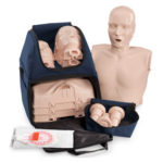 Newest and most portable light weight Prestan manikins