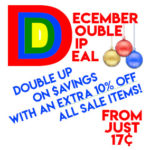December Double Dip Deal