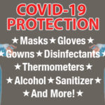 Your Coronavirus Safety Supply Superstore