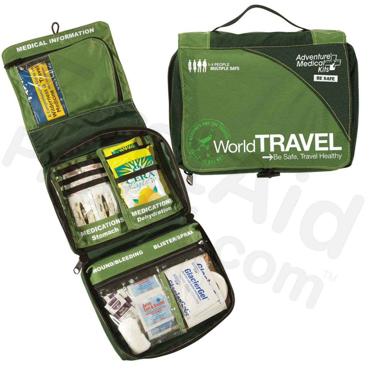 Medical Assistance The World Travel Provides You With A Full Complement Of Wound Care Supplies As Well