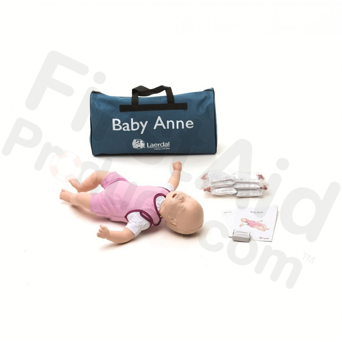 198d159c8cd First-Aid-Product.com: Laerdal Baby Anne Infant CPR and Choking ...