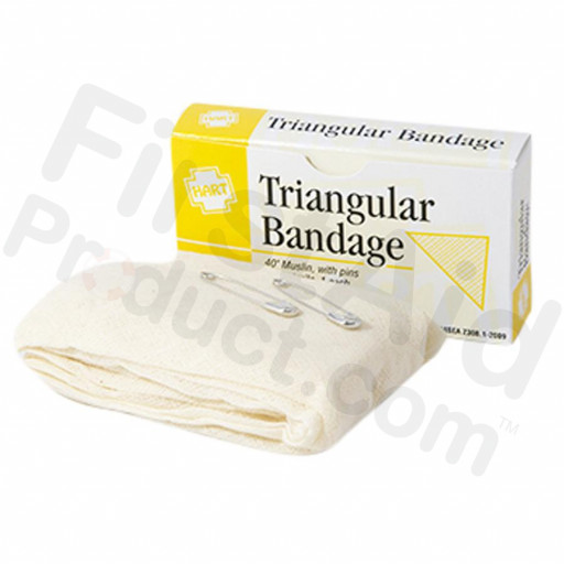"Triangular Bandage 40"" x 40"" x 56"", Boxed"