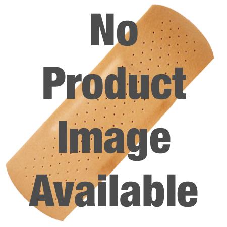 """1"""" x 3"""" Blue Foam Metal Detectable Adhesive Bandages - 50 per Box"""