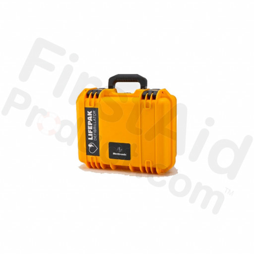 Physio-Control Hard-shell, Water-tight Carrying Case