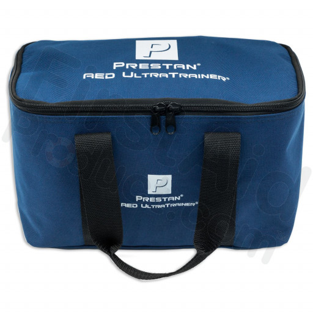Prestan Professional AED UltraTrainer Bag, Blue, 4-Pack