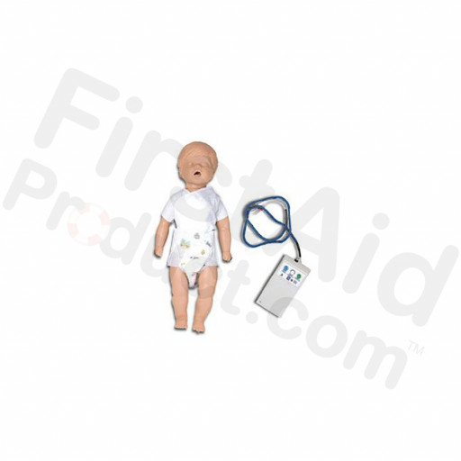 CPR Billy 6-9 Month w/ Electronic Console Box and Bag