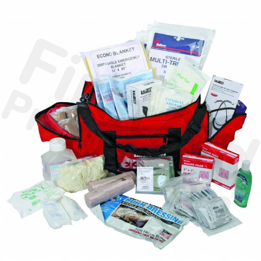 Major Trauma Kit - 234 Pieces - Soft Sided