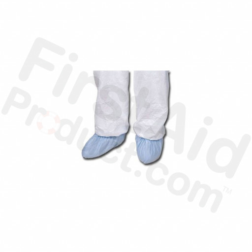 Disposable shoe covers - Case of 100 (50 pair)