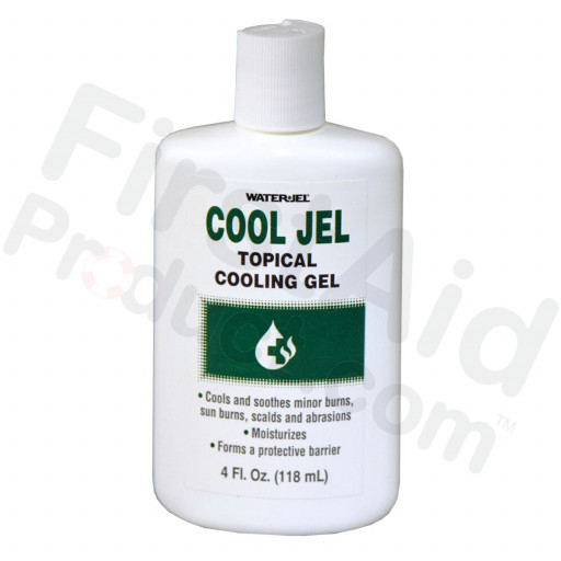 Water Jel Brand Cool Jel Burn Relief, 4 oz.