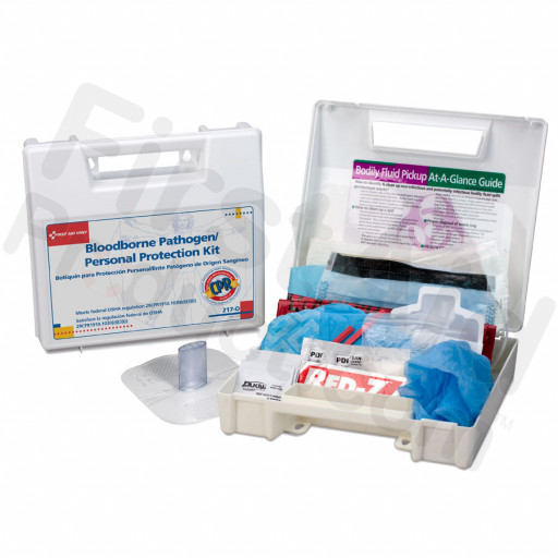 Bloodborne Pathogen/Personal Protection w/ Microshield