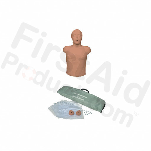 Brad Ethnic CPR Training Manikin