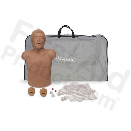 Helal Arabian CPR Training Manikin with Bag