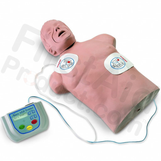 Life/form Brand AED Trainer Package with CPR Brad