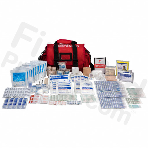 Coaches First Responder Kit, 390 Piece, Softsided Bag