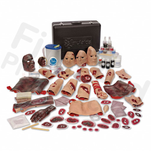 Simulaids E.M.T. Casualty Simulation Kit