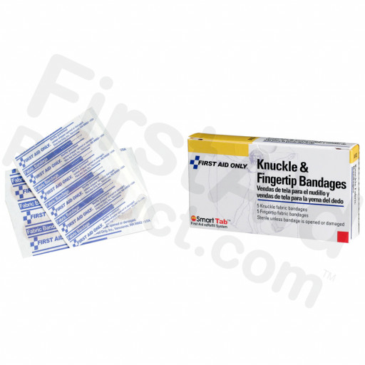 Knuckle & Fingertip Bandage, Fabric - 10 per box