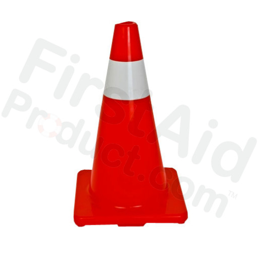 "18"" Collapsible Traffic Cone"