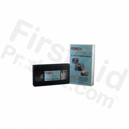 AEHS First Response: the First Aid Video, Spanish (VHS)