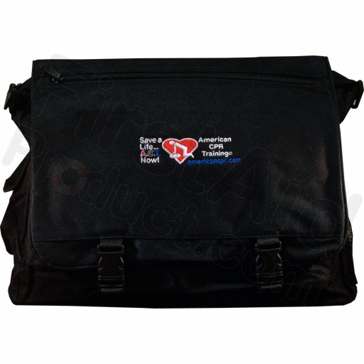 AEHS Black Instructor Business / Laptop Tote