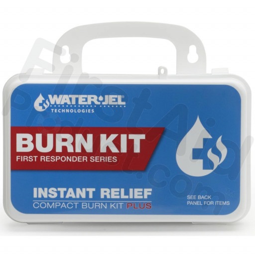Universal Burn First Aid Kit, Plastic