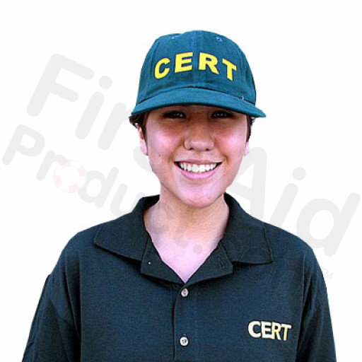 CERT Logo T-Shirt, Medium
