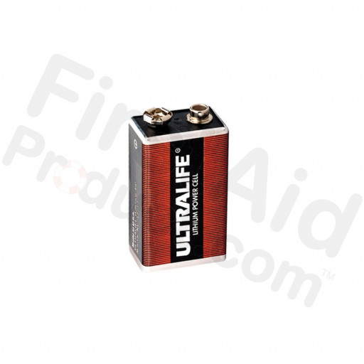Defibtech 7 year Battery Pack, 9V Lithium