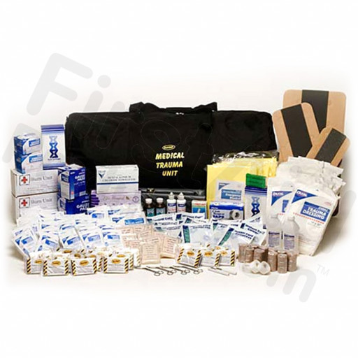 Mayday 500 Person, First Aid Trauma Medical Kit