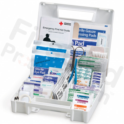 All Purpose First Aid Kit, 181 pc - Extra Large