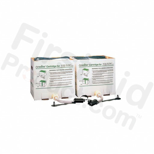 Pure Flow 1000 Brand Eyesaline Cartridges - 2 per set